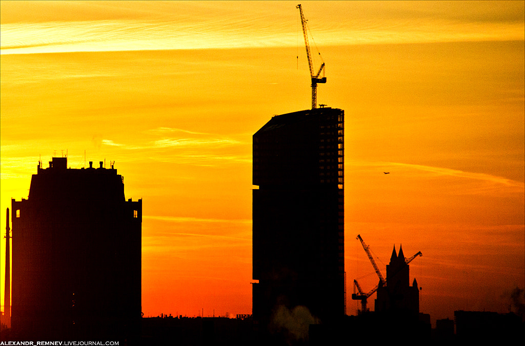 Photograph sunset by Alexander Remnev on 500px