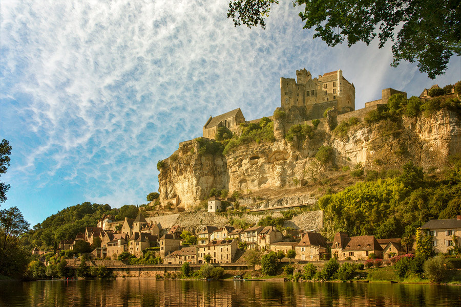 Photograph Beynac-et-Cazenac by PolTergejst  on 500px