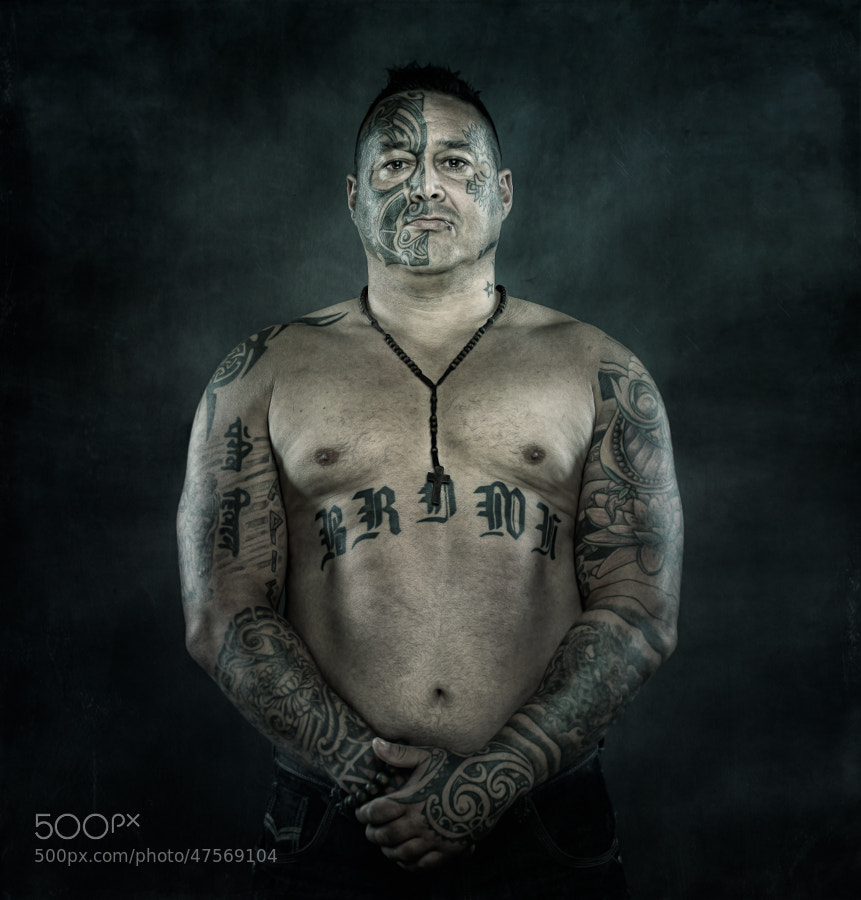 Photograph Tribal Tattoo by Glyn Dewis on 500px