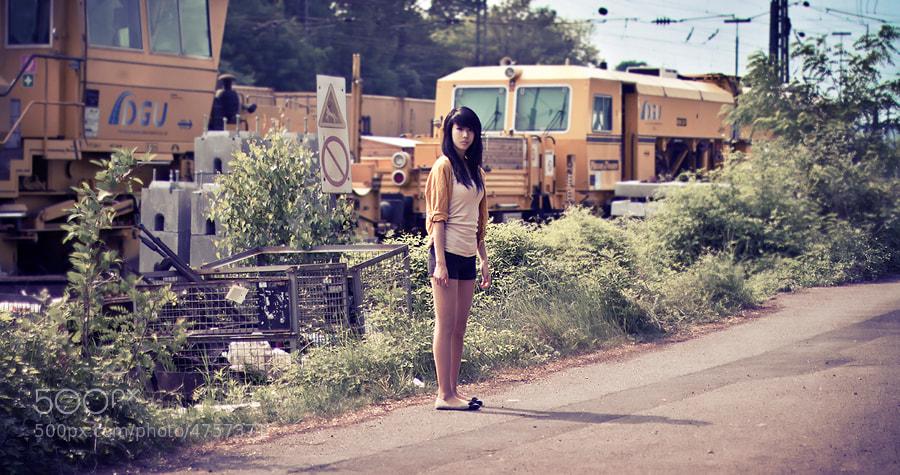 Photograph Ji-Weon by Julien Bam on 500px