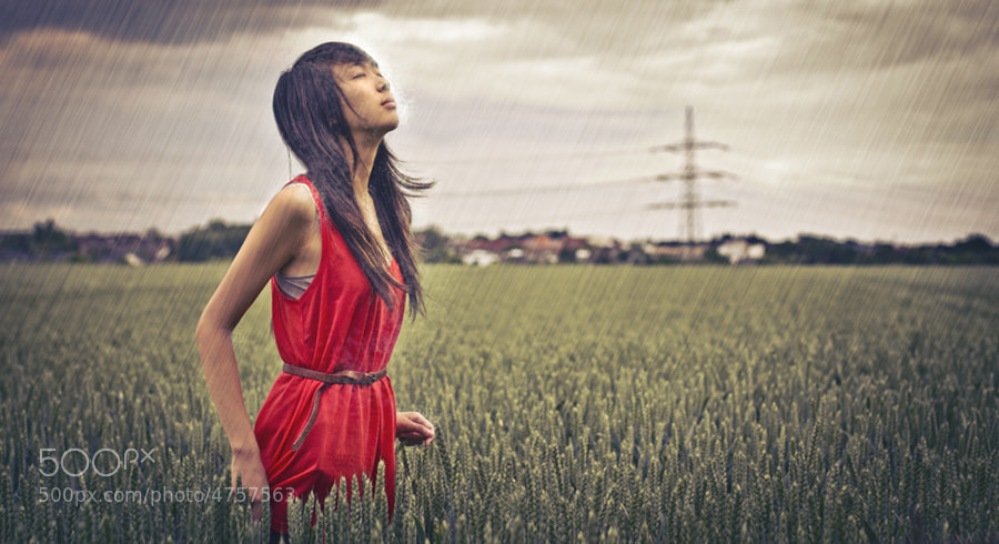 Photograph red by Julien Bam on 500px