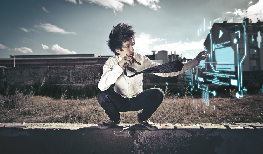 Photograph future vision  by Julien Bam on 500px