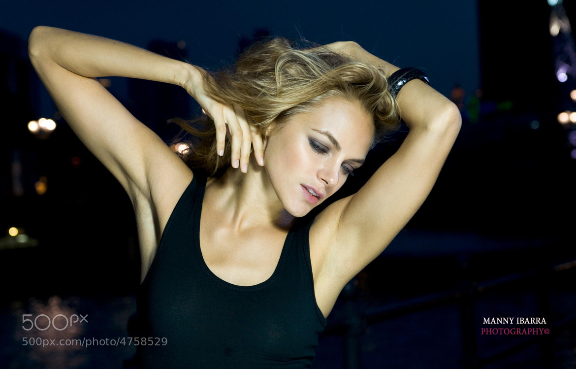 Photograph Kateryna by Manny Ibarra on 500px