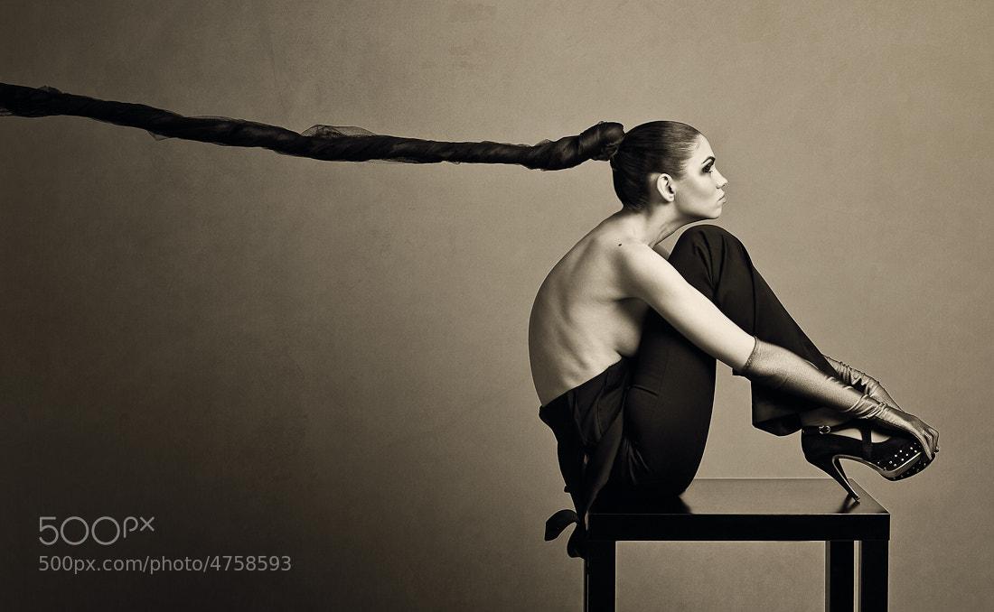 Photograph The Constant by Daniel Ilinca on 500px