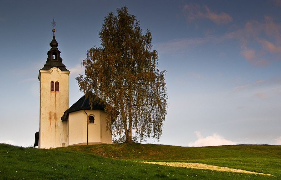 Photograph SV. Kriz by Rok Pfajfar on 500px