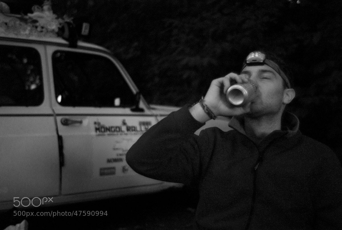 Photograph MR08 - Day 1, First Camp by Harrison Cronbi on 500px
