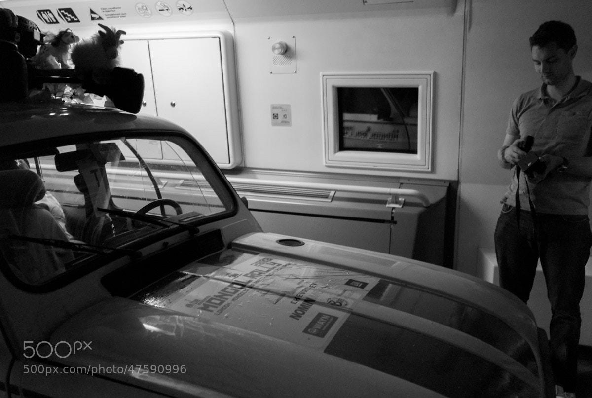 Photograph MR08 - Day 1, EuroTunnel by Harrison Cronbi on 500px
