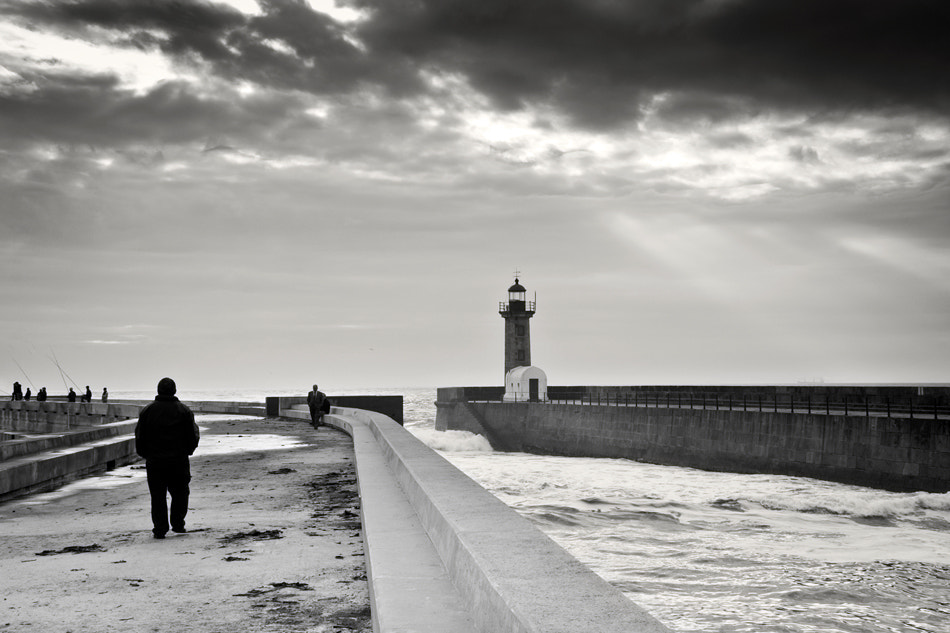Photograph Where the river meets the ocean by Gabriel (BIEL) on 500px