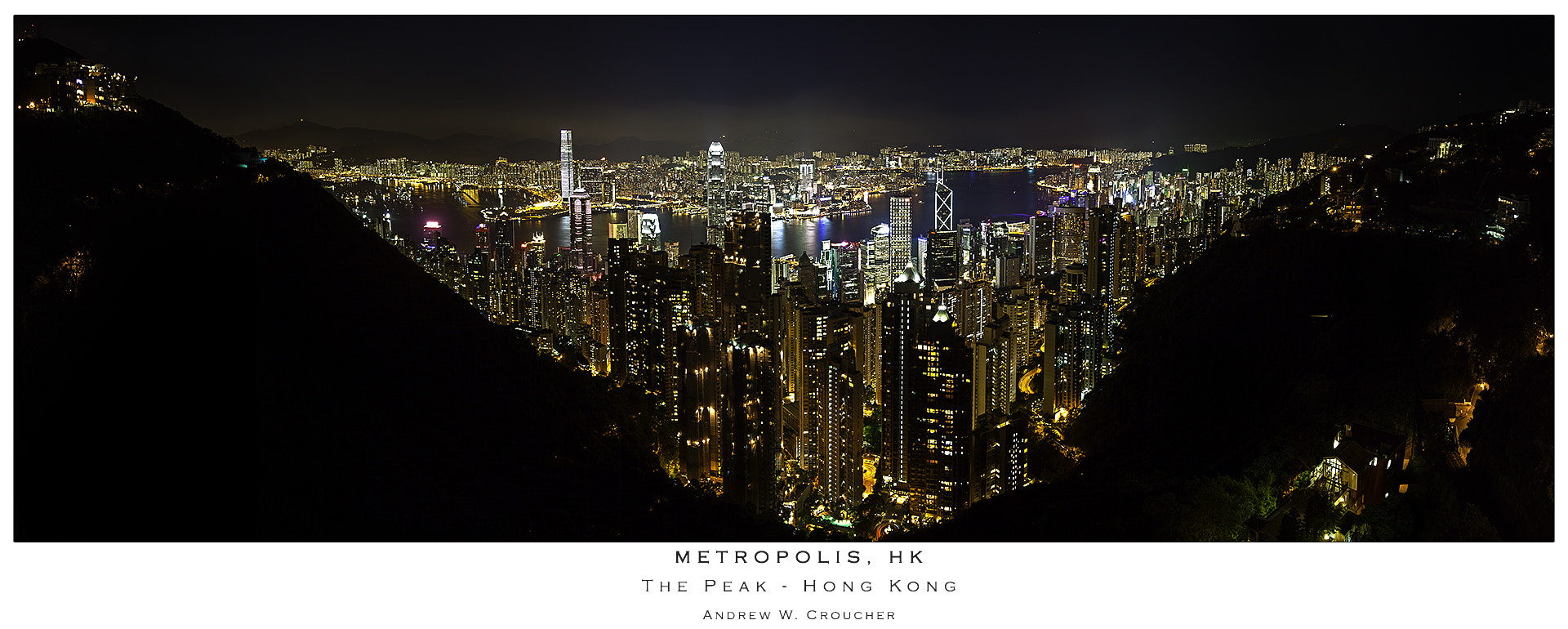 Photograph Metrpolis, HK by &rü C on 500px