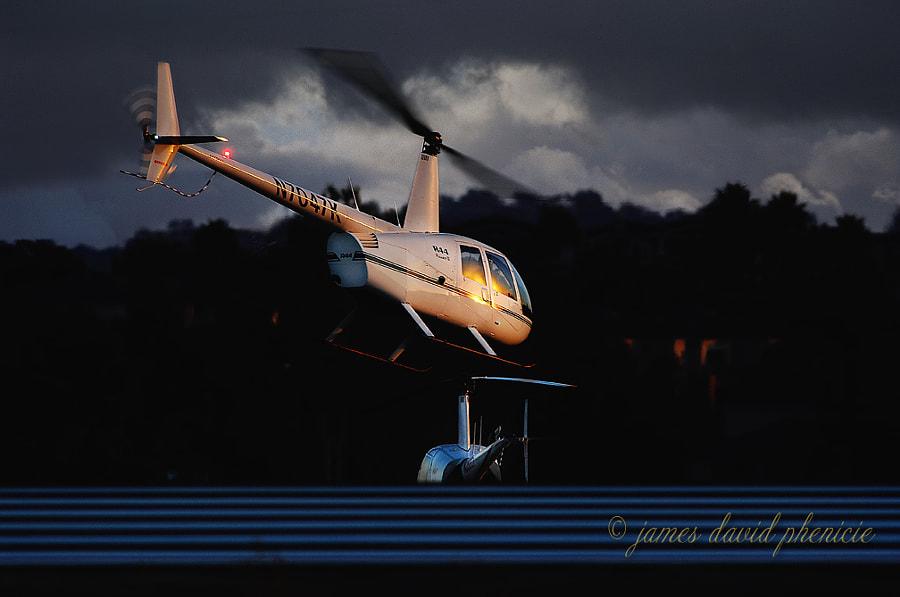 Aircraft Series:  Robinson R44