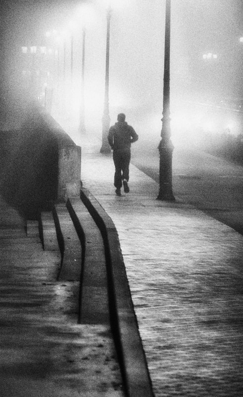 Photograph Running with the night #3 by Magali K. on 500px