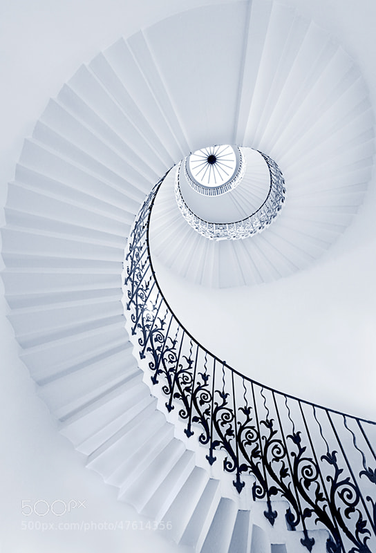 Photograph Stairway To Heaven by Marzena Wieczorek on 500px