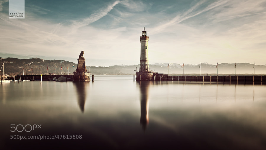 Photograph Lake Constance by Steffen Bredemeier on 500px