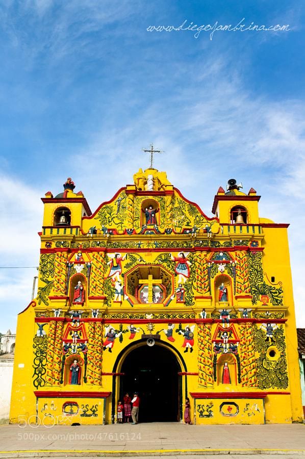 La iglesia más cachonda by Diego Jambrina on 500px.com