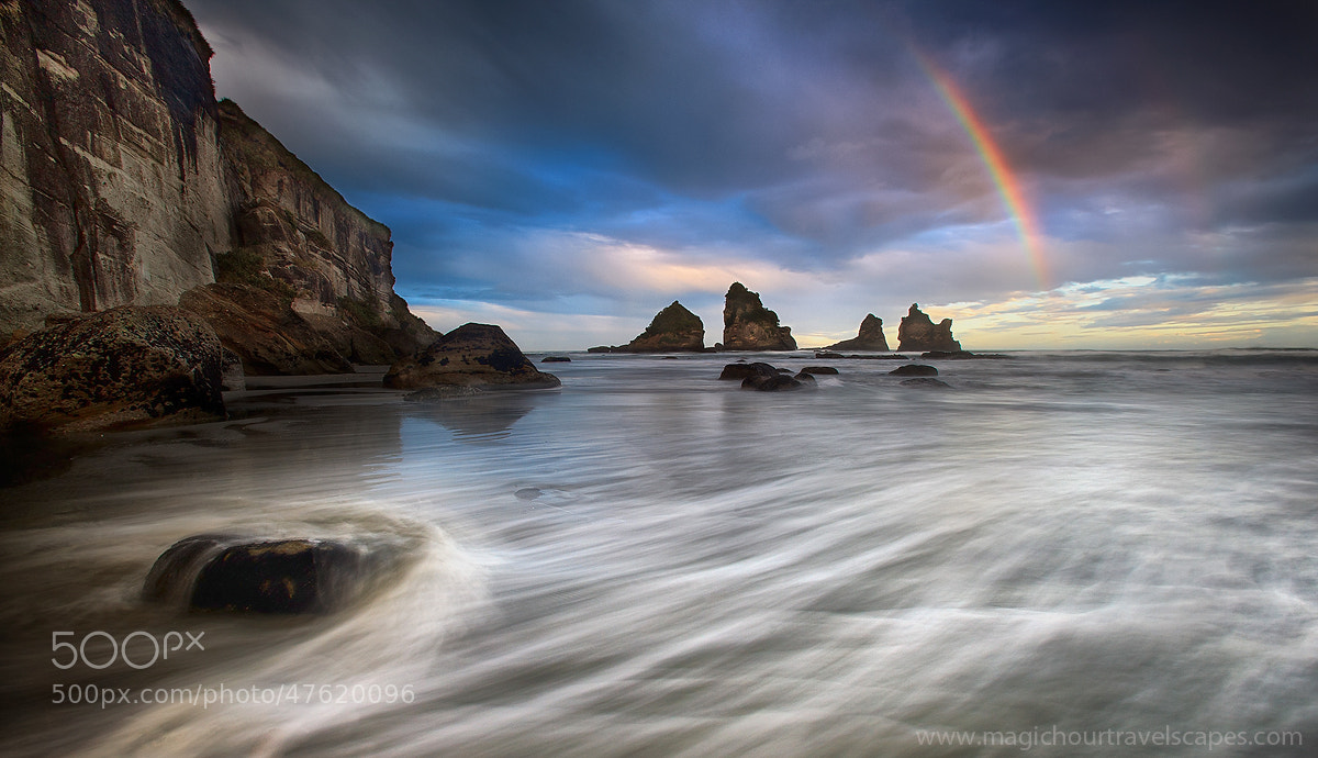 Photograph West Coast Rainbow by Kah Kit Yoong on 500px