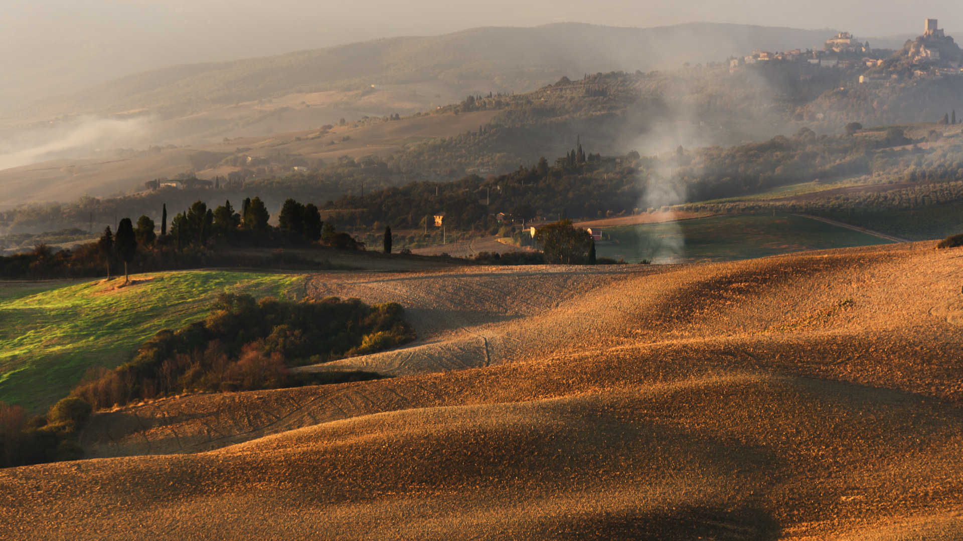 Photograph San quirico d'Orcia: surroundings by Leonardo Acquisti on 500px