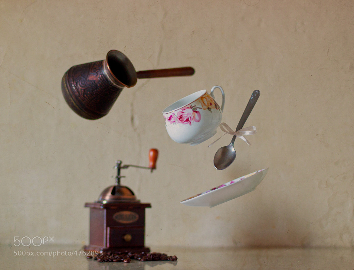 Photograph Want some coffee ? by Anastasia Milutina on 500px