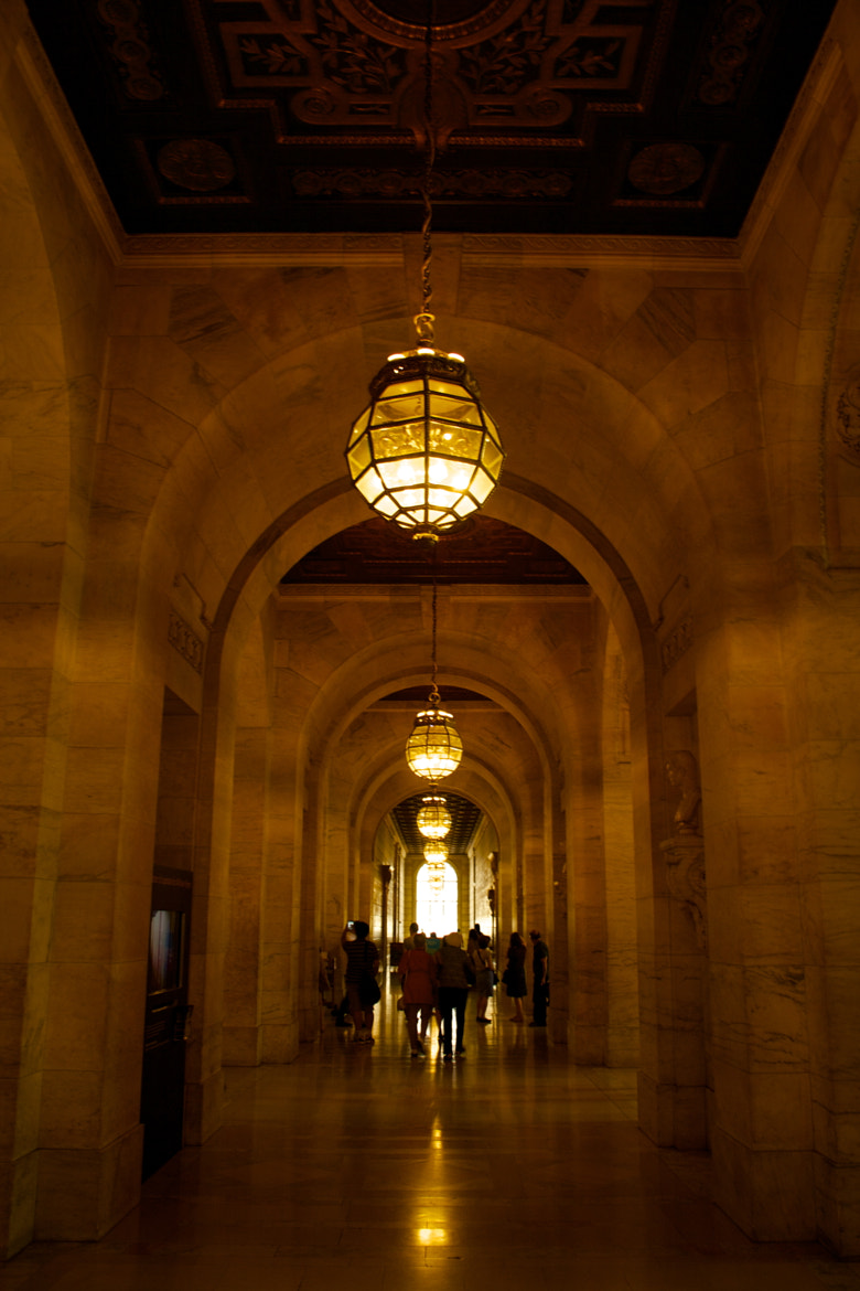 Photograph The New York Public Library by David Godwin on 500px