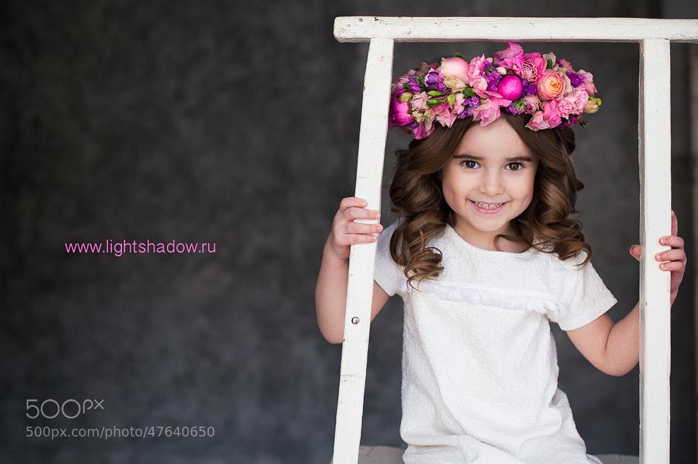 Photograph Milana by Aleksandra Loginova on 500px
