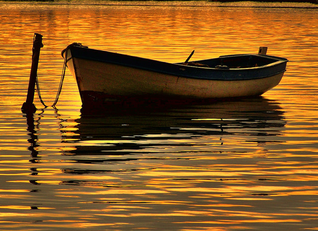 Photograph Golden Reflection by Metin Canbalaban on 500px