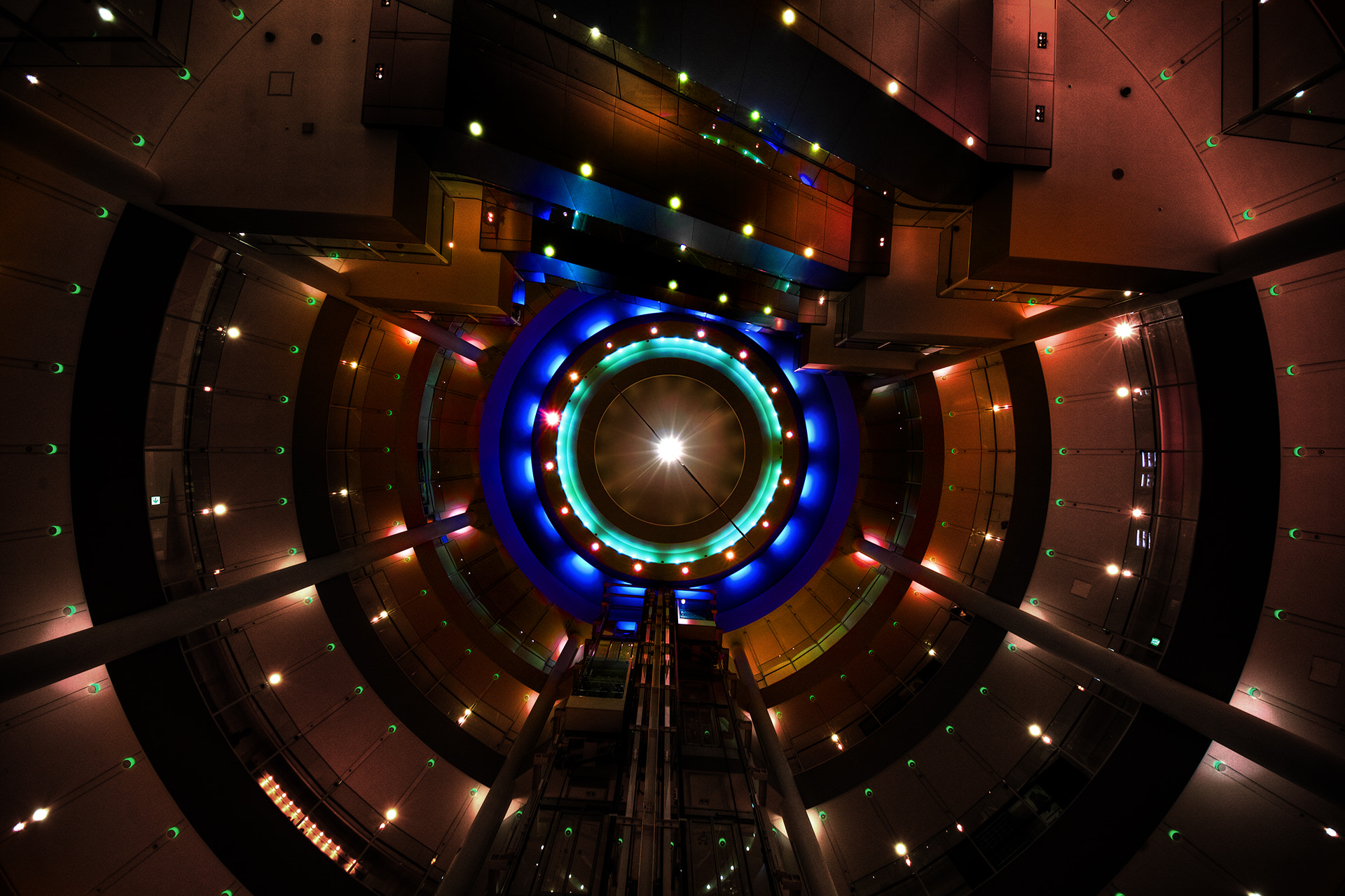 Photograph Inside the Starbase by Azul Obscura on 500px