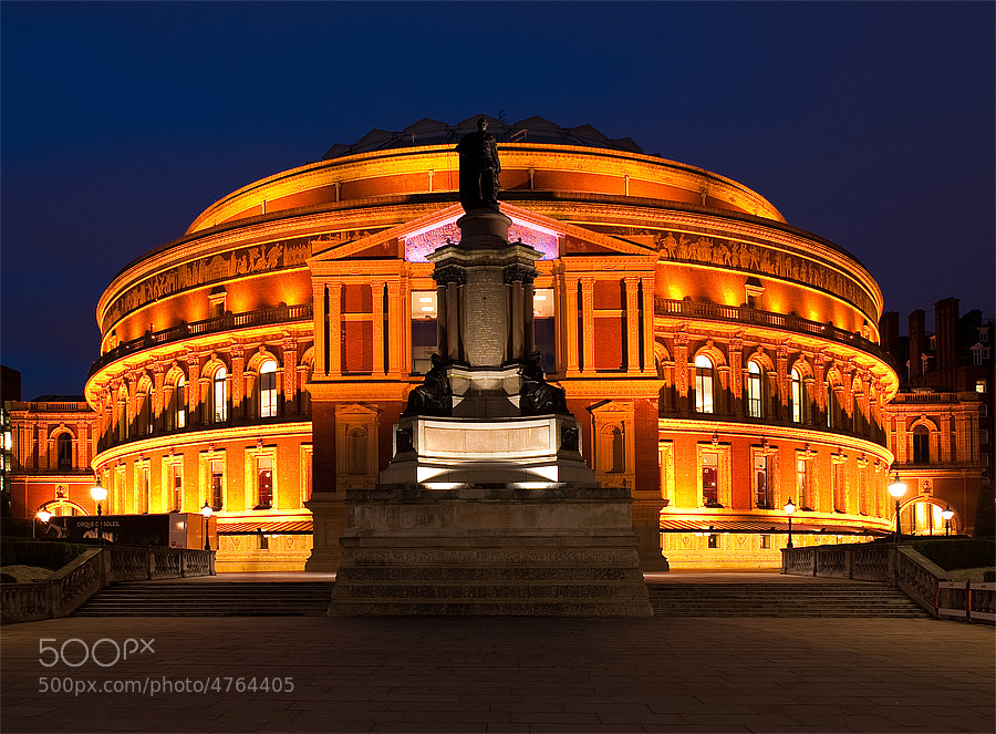 Photograph Royal Albert Hall (London) by Aubrey Stoll on 500px