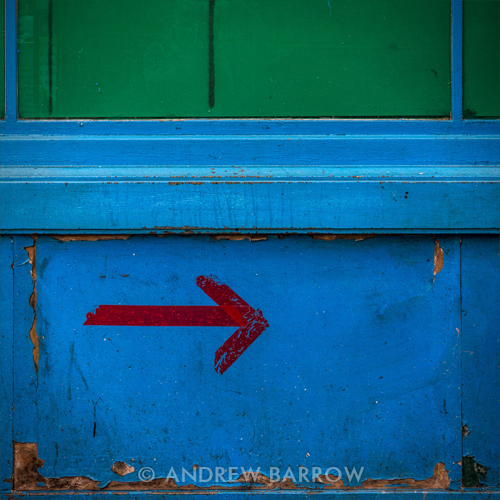 Photograph Red Arrow by Andrew Barrow LRPS on 500px