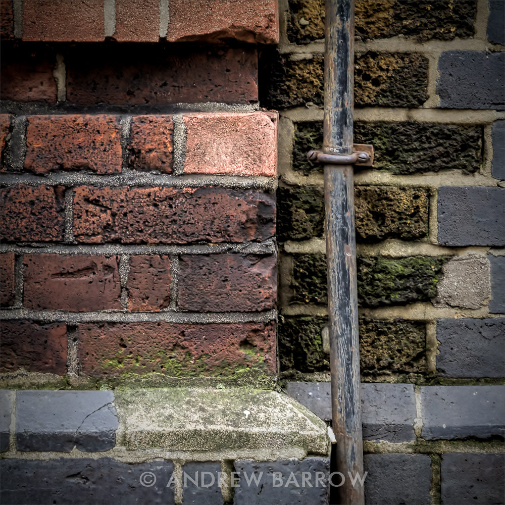 Photograph Brick and Pipe by Andrew Barrow LRPS on 500px