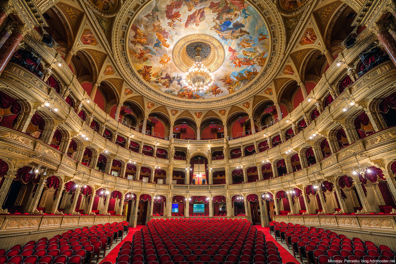 Photograph On the opera stage by Miroslav Petrasko on 500px