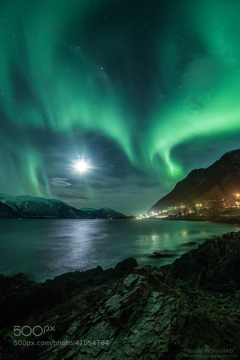 Photograph Light Show by Haakon Nygård on 500px