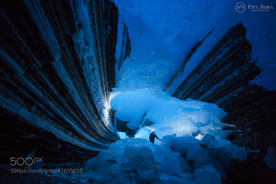 "Photograph ""The Blue Beneath"" by Paul Zizka on 500px"