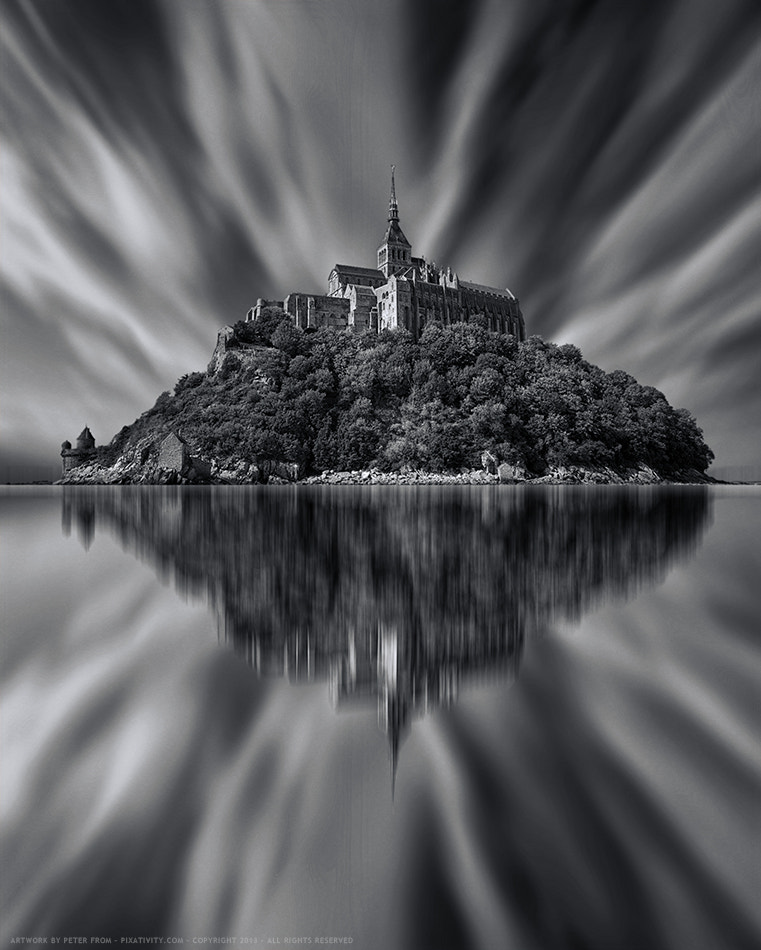 Photograph Mont Saint Michel by Peter From on 500px