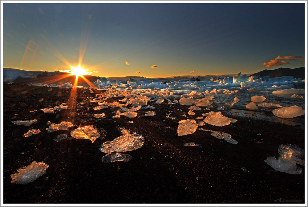 Photograph Ice Star by Tobi K on 500px