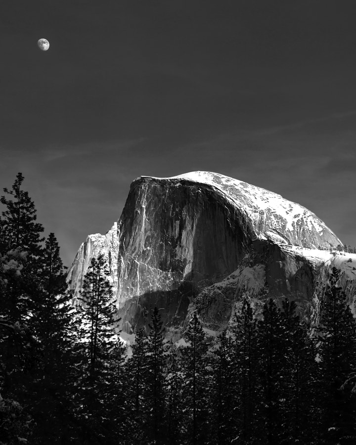 Photograph Mono Dome by JT  on 500px