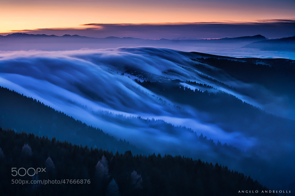 Photograph Fog by Angelo Andreolle on 500px