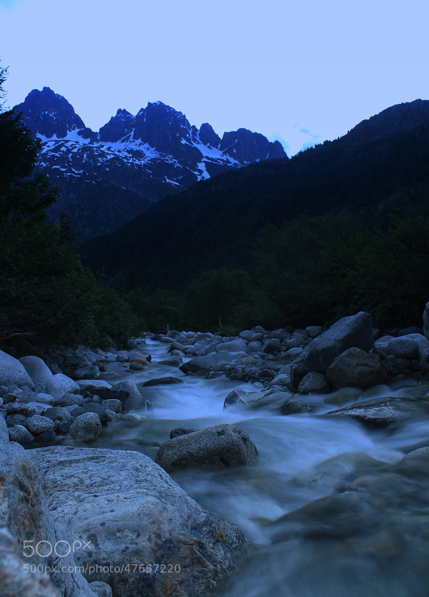 Photograph The river to the mountains by Jordi Freixas on 500px