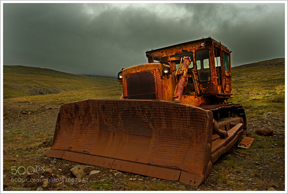 Photograph Rusty by Tobi K on 500px