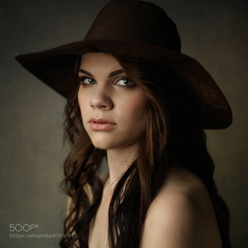 Photograph Anastasia by Irina Baraulya on 500px