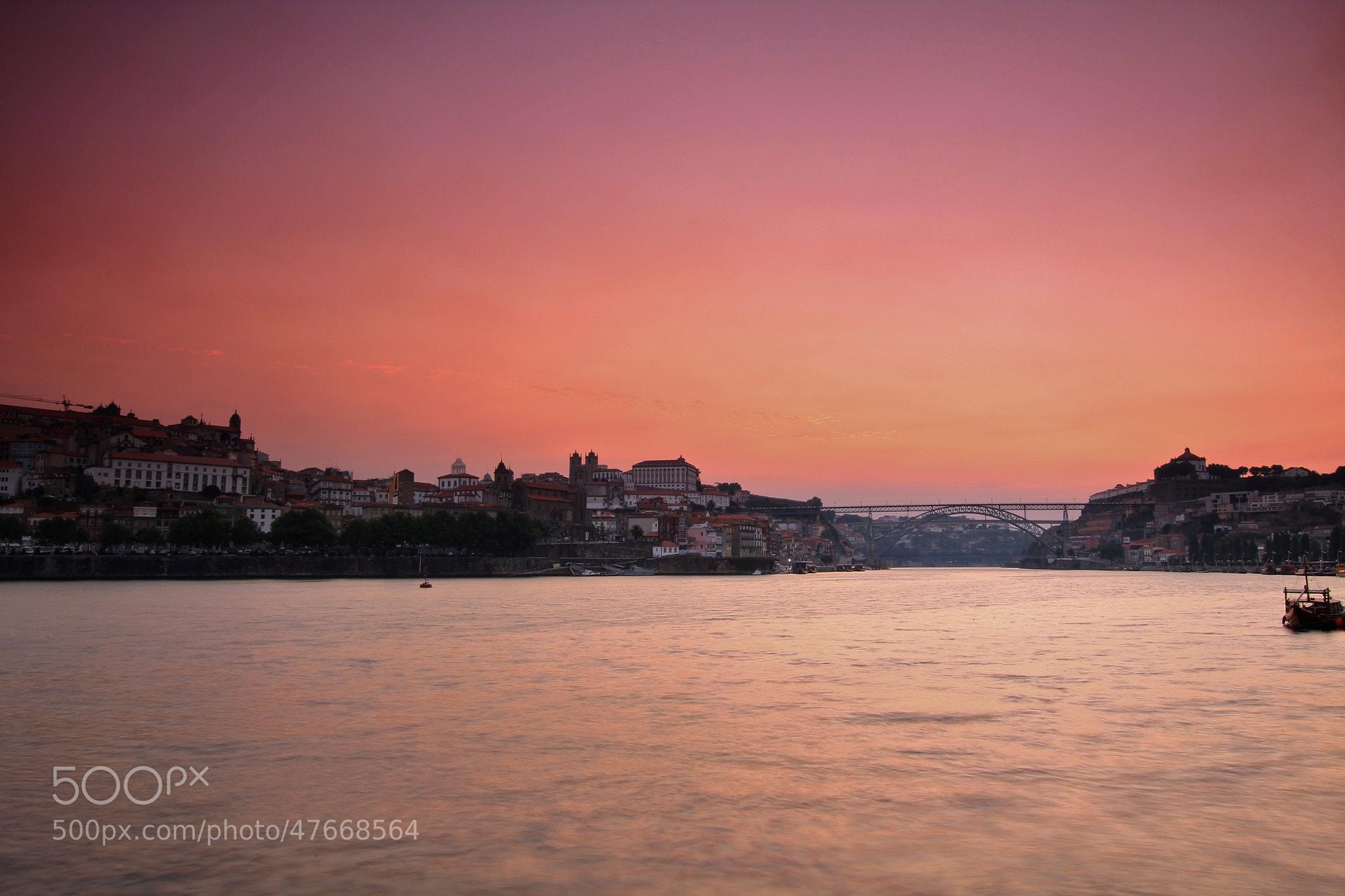 Photograph oporto sunrise by Careca Com K on 500px