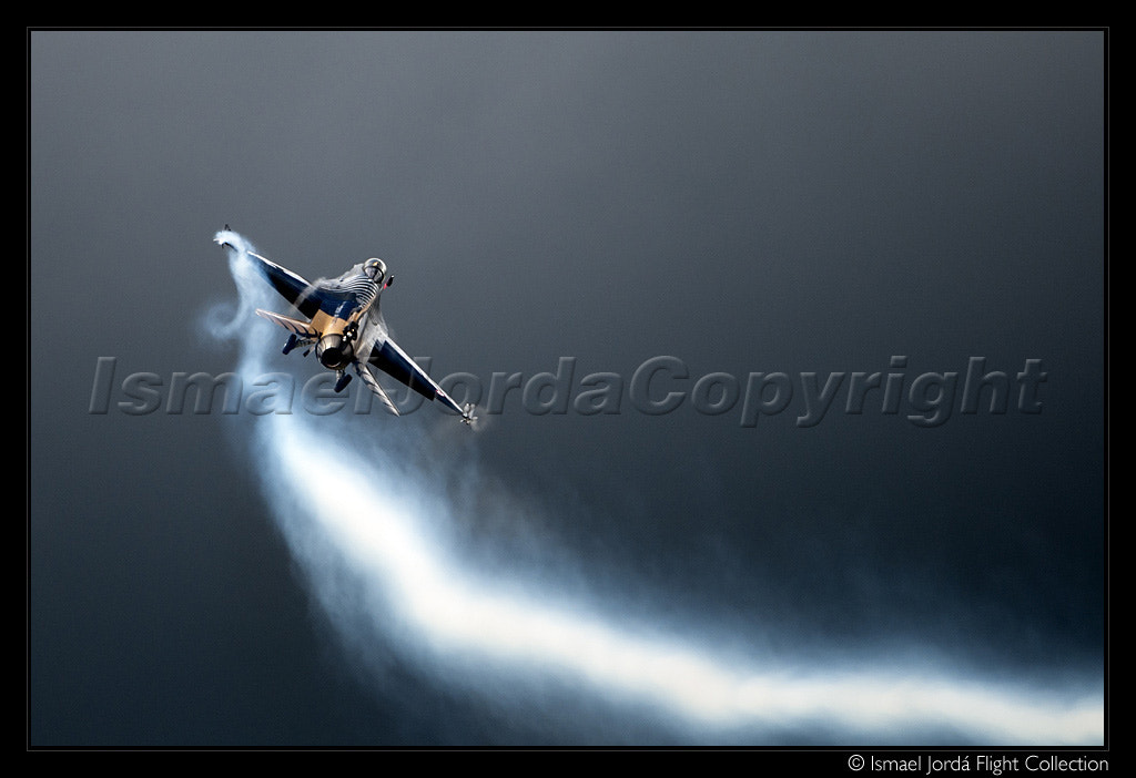 Photograph F16 - Turkish Air Force (2011) by Ismael Jordá on 500px