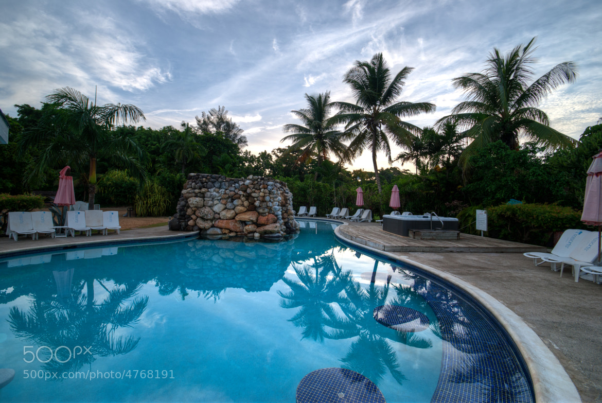 Photograph Sunrise at the SSB Pool by Jeff Brint on 500px