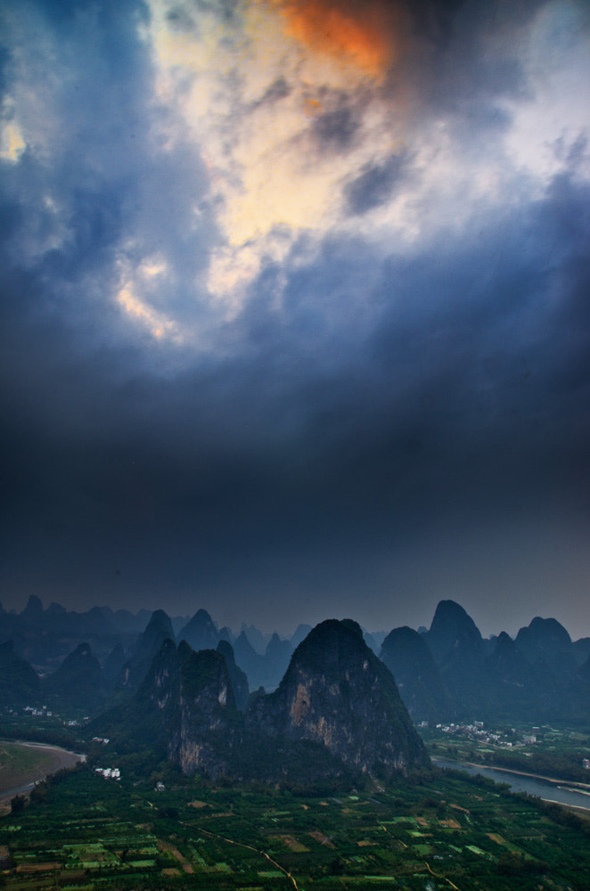 Photograph Xingping by Chris Jones on 500px