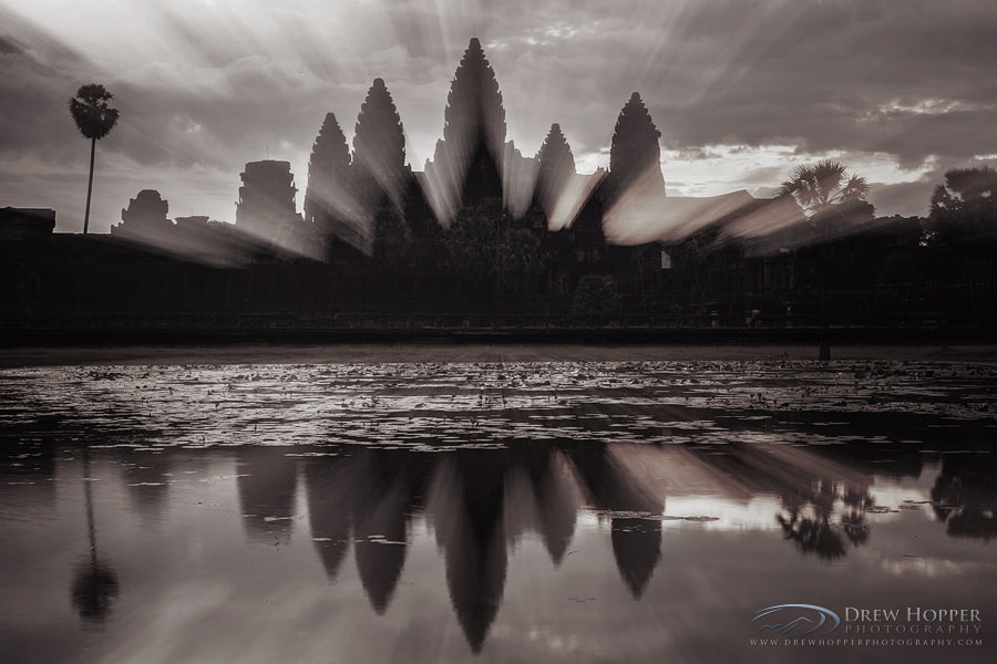 Photograph Amazing Angkor Wat by Drew Hopper on 500px