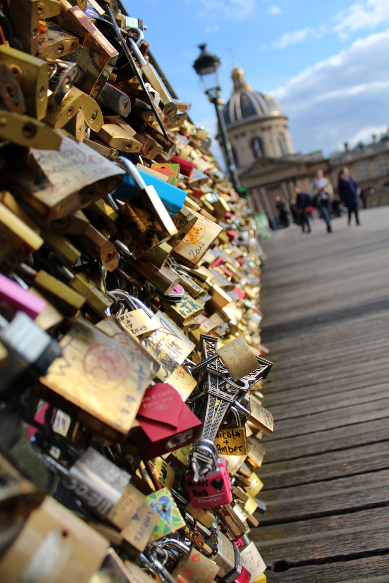 Photograph Love in Paris by Stuart  Lussi on 500px