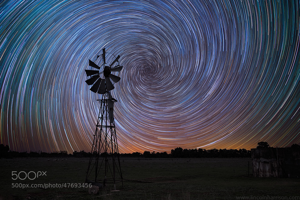 Photograph Twister by Lincoln Harrison on 500px