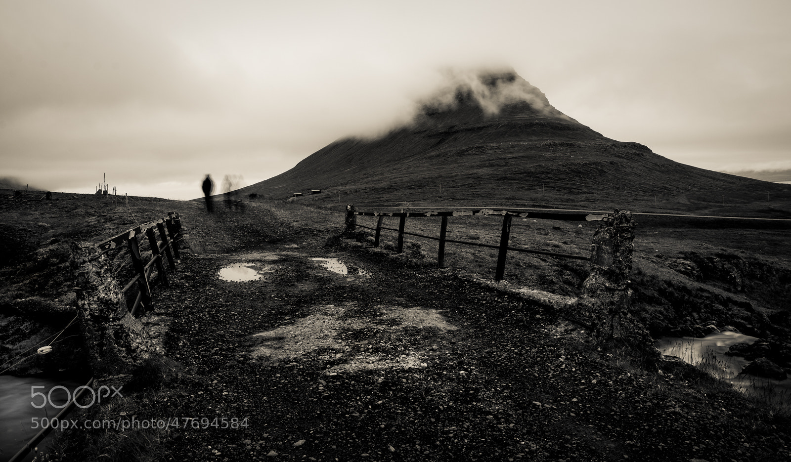 Photograph Leaving Kirkjufell by PhotonPhotography -Viktor Lakics on 500px