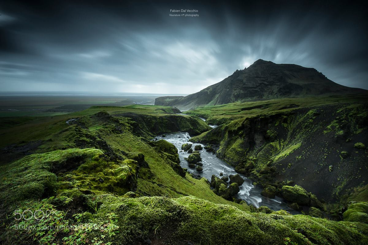 Photograph Icelandic Athmophere by Fabien Dal Vecchio on 500px