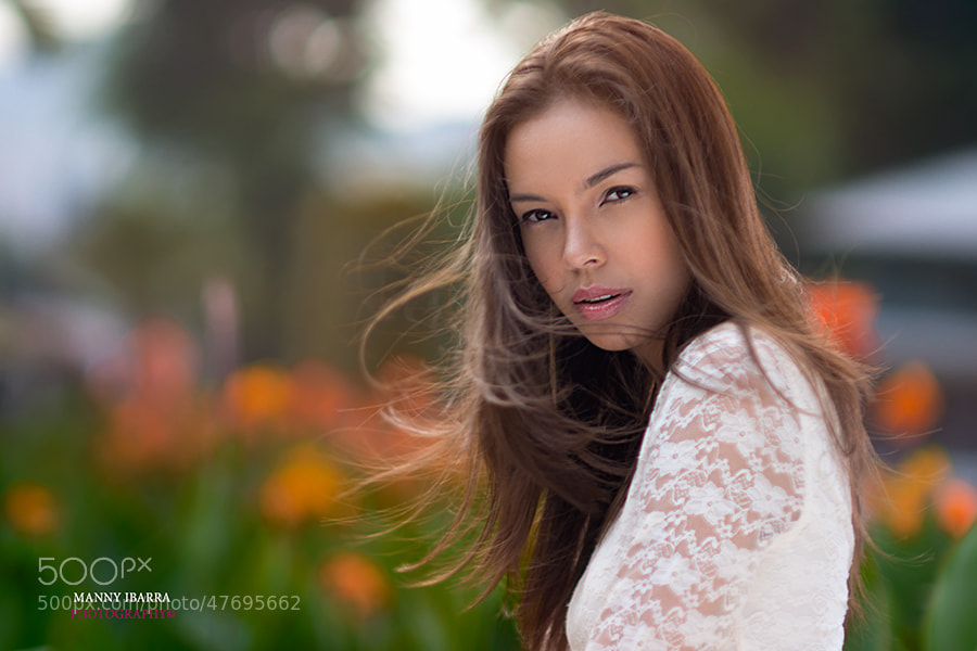 Photograph Samantha by Manny Ibarra on 500px