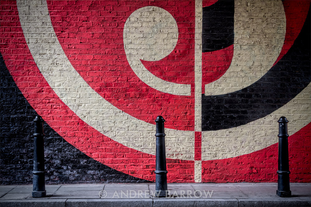 Photograph Three Bollards by Andrew Barrow LRPS on 500px