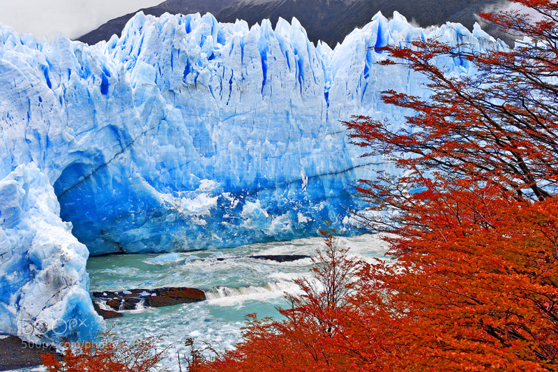 Photograph Ice and Fire by Ricardo Bevilaqua on 500px